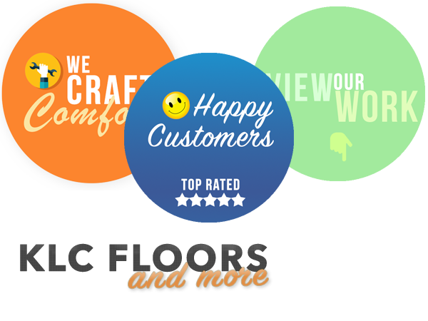 KLC Floors and More website